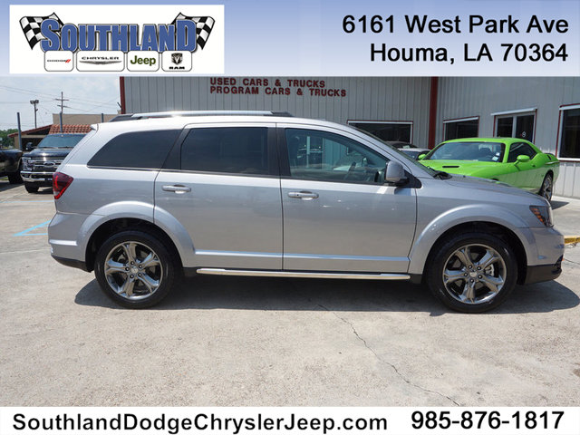 Pre Owned 2016 Dodge Journey Crossroad Plus Fwd