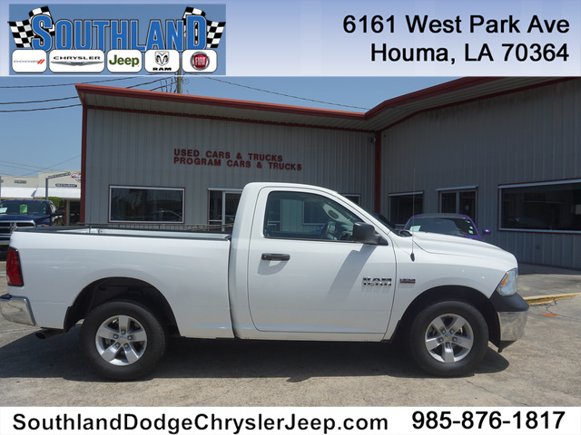 2016 Dodge Trucks >> Pre Owned 2016 Ram 1500 Tradesman 2wd 120wb Regular Cab