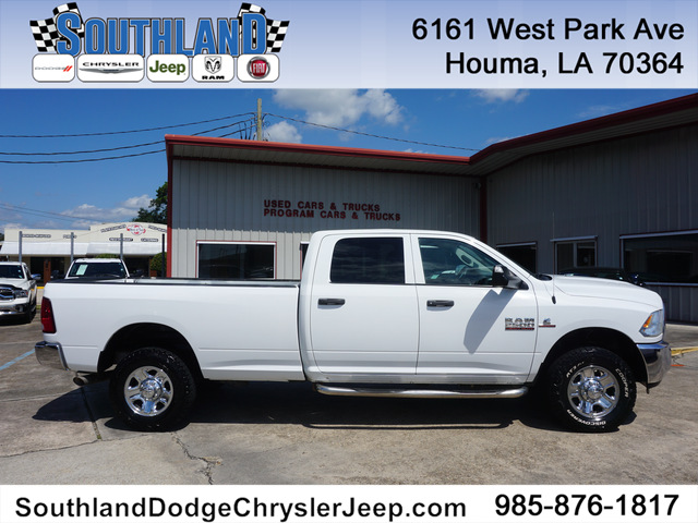 2016 Dodge Trucks >> Pre Owned 2016 Ram 2500 Tradesman 4wd 169wb Four Wheel Drive Crew Cab